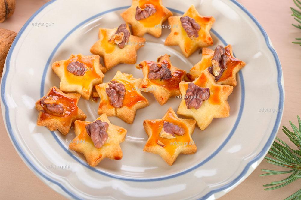 Nuss-kekse-backen