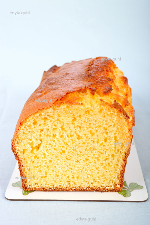 Pudding-Kastenkuchen