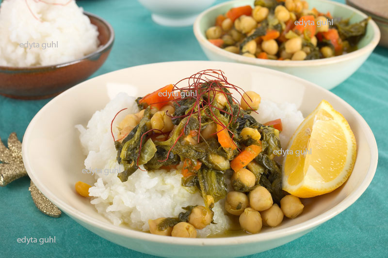 Kichererbsen-Curry-mit-Kokosmilch