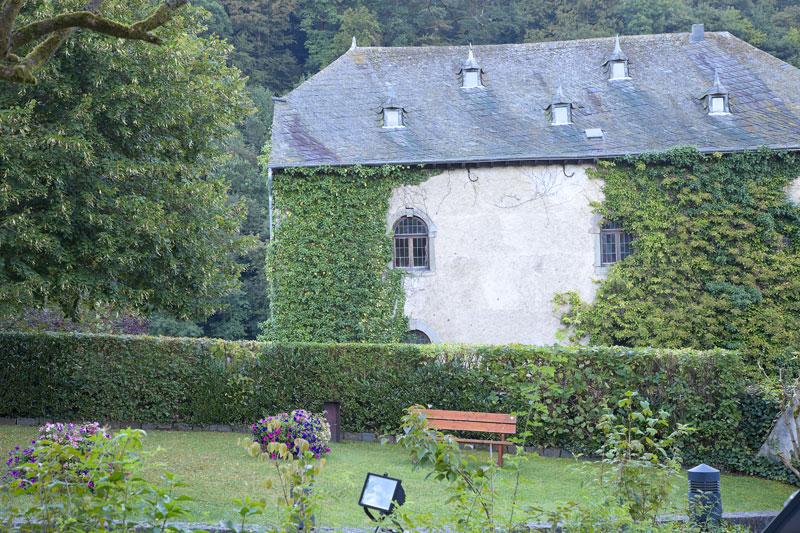 Clerf, Clervaux- das Schloss. Edyta Guhl