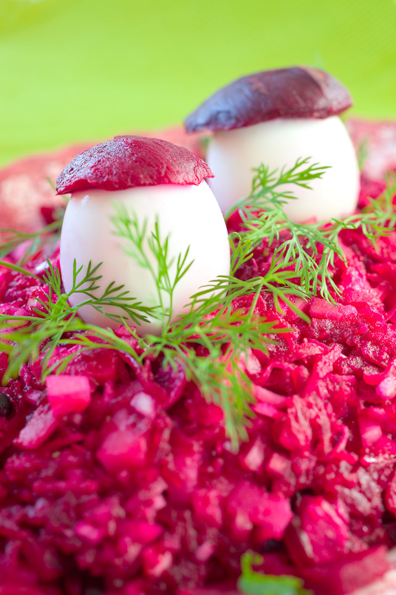 Rote Bete Rezepte. Edyta Guhl. Vegetarische Rezepte.