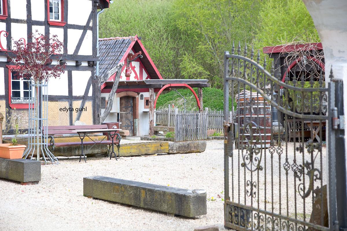 Wanderung in Gerolstein. Eifel. Edyta Guhl.