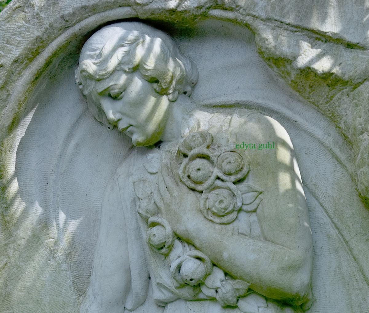 Melatenfriedhof in Kön. Edyta Guhl.