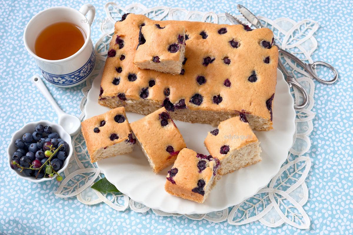 Sommer- Kuchen. Beeren- Kuchen. Edyta Guhl.