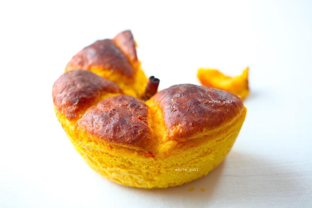 Kürbis- Kuchen. Rezepte mit Kürbis. Edyta Guhl.