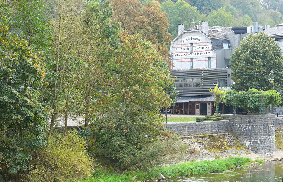 Die schönste Stadt der Ardennen- Durbuy. Edyta Guhl.