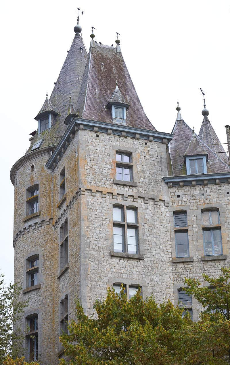 Wie im Bilderbuch- Durbuy, Belgien. Edyta Guhl.