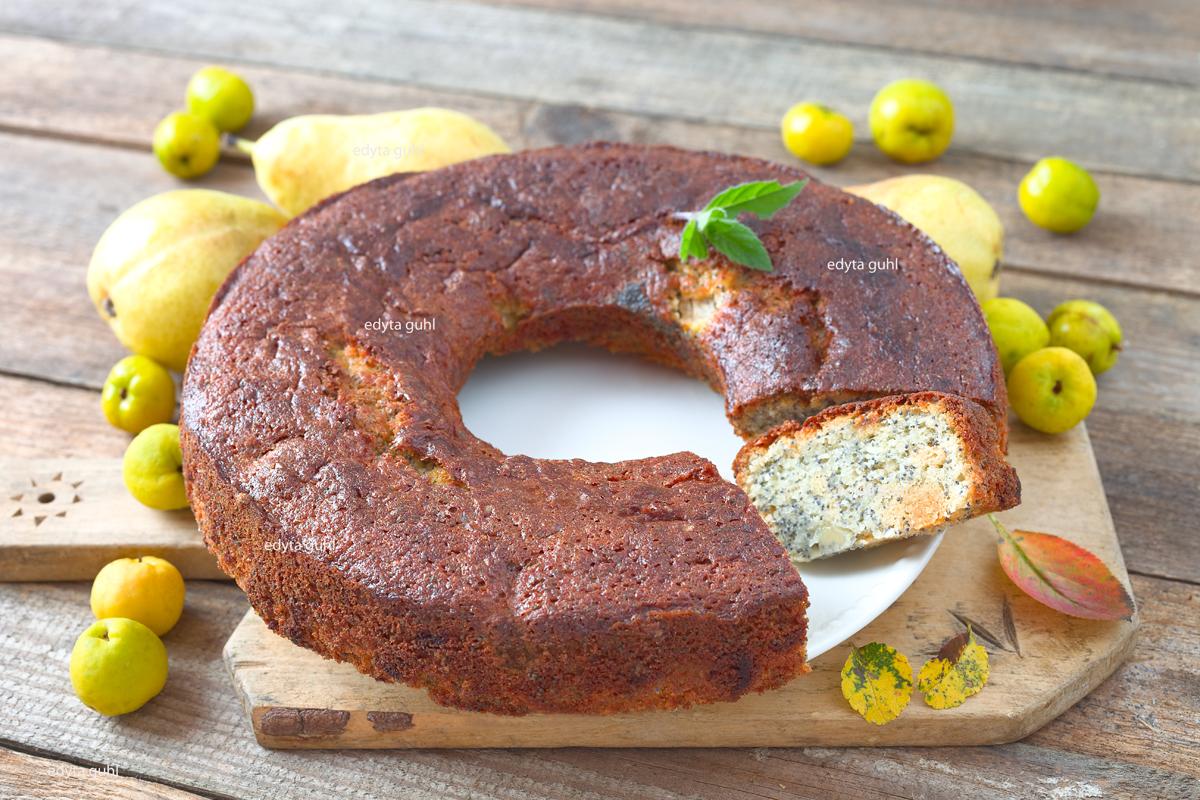 Herbst- Rezepte für Kuchen. Edyta Guhl.