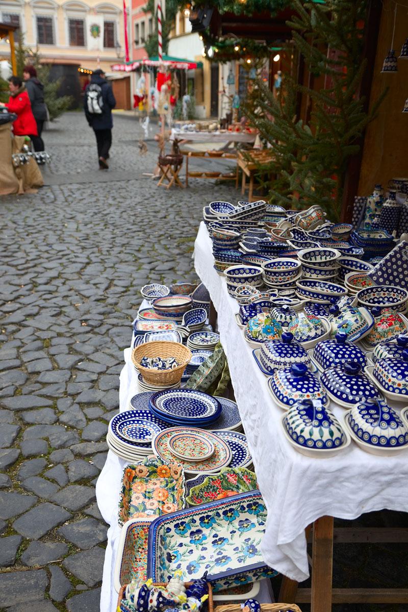 Der Christkindelmarkt 2017 in Görlitz.