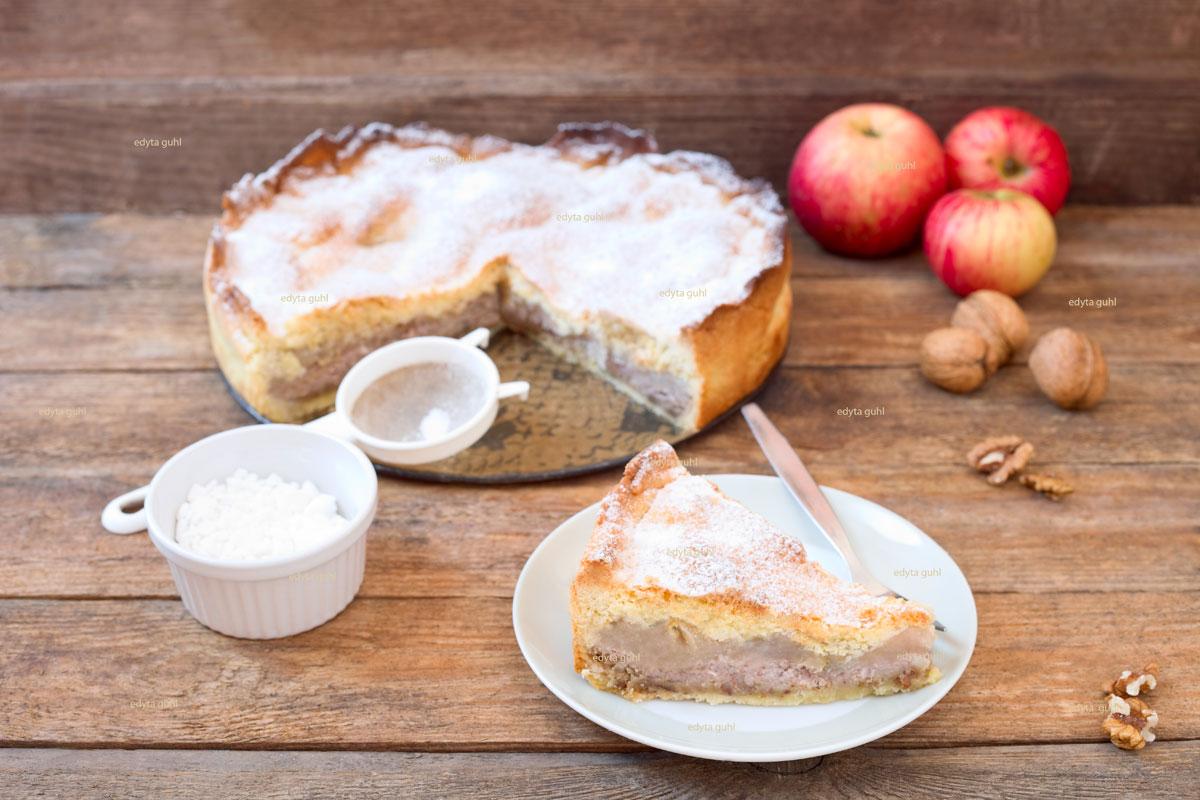 Rezept-für-Apfel-Nuss-Torte-Edyta-Guhl