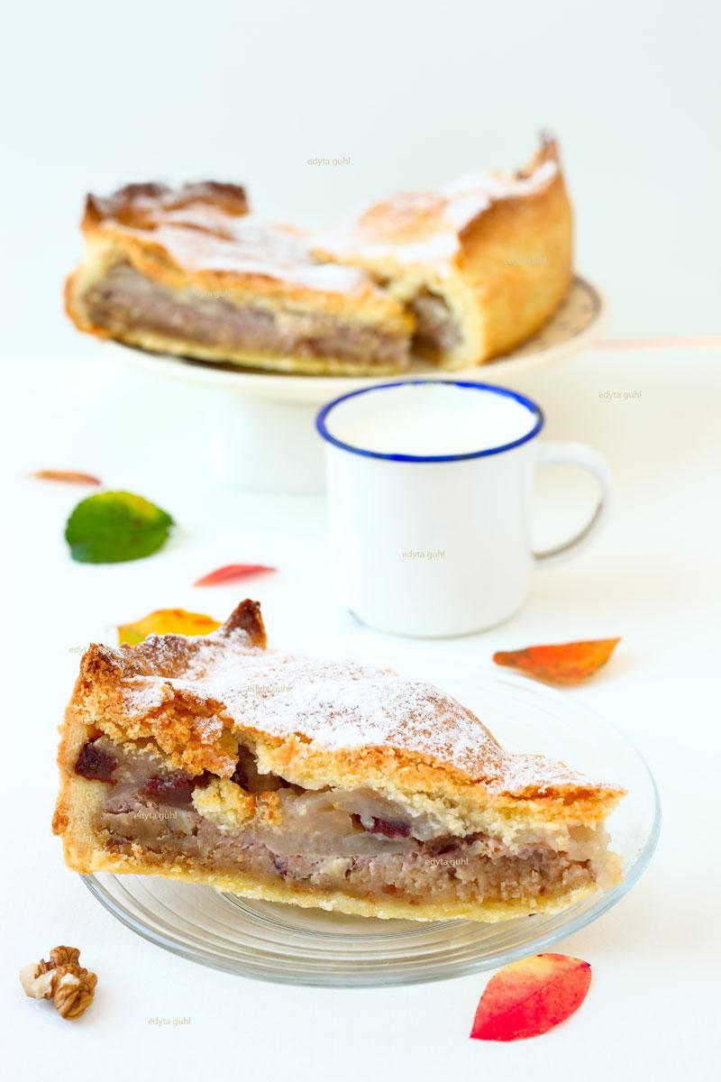 Apfelkuchen-mit-Nüssen-Edyta-Guhl
