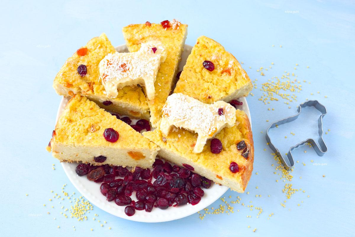 Hirse-Kuchen-für-Ostern