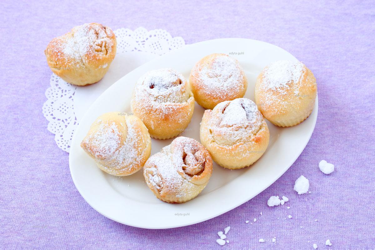 zimt-hefe-muffins