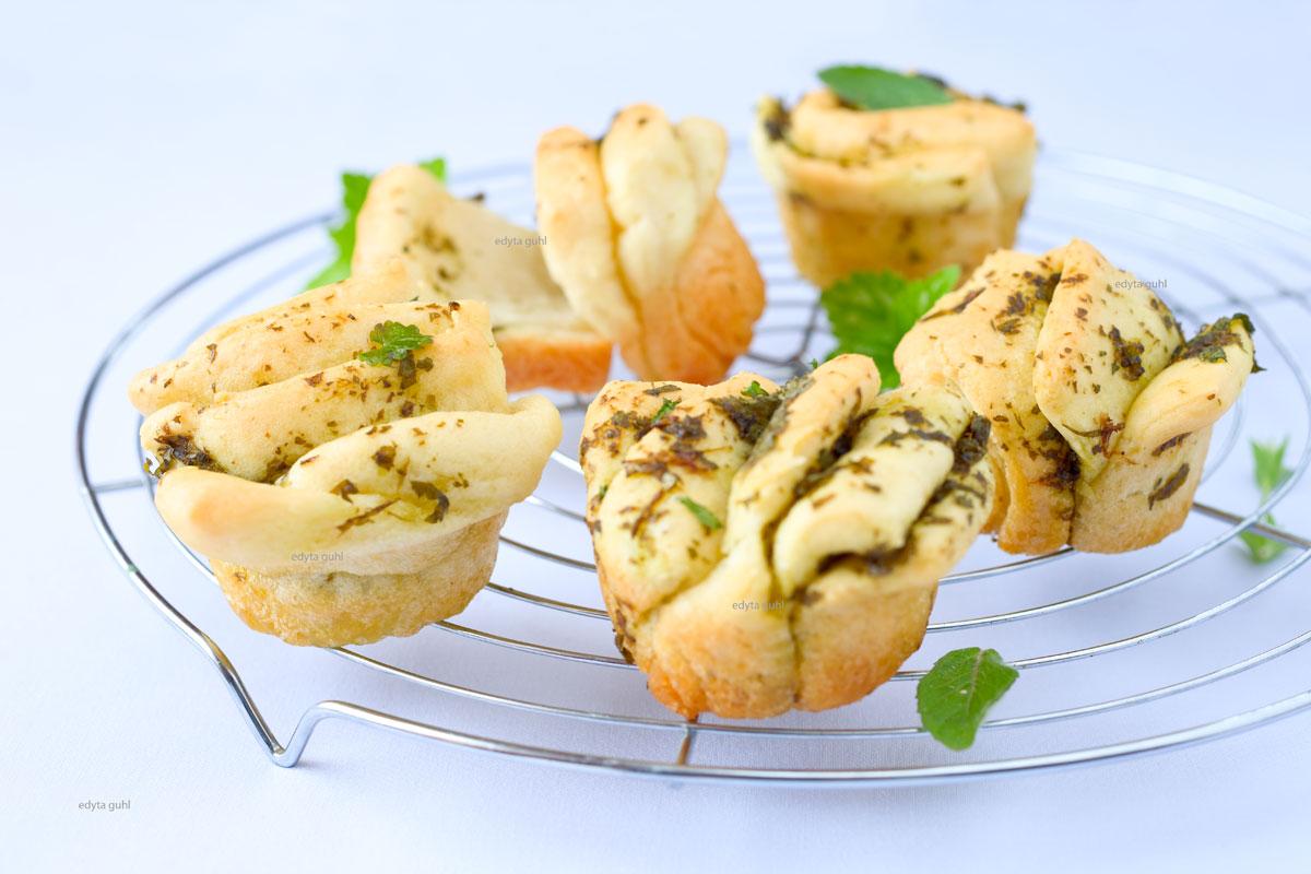 Muffins-mit-Hefeteig