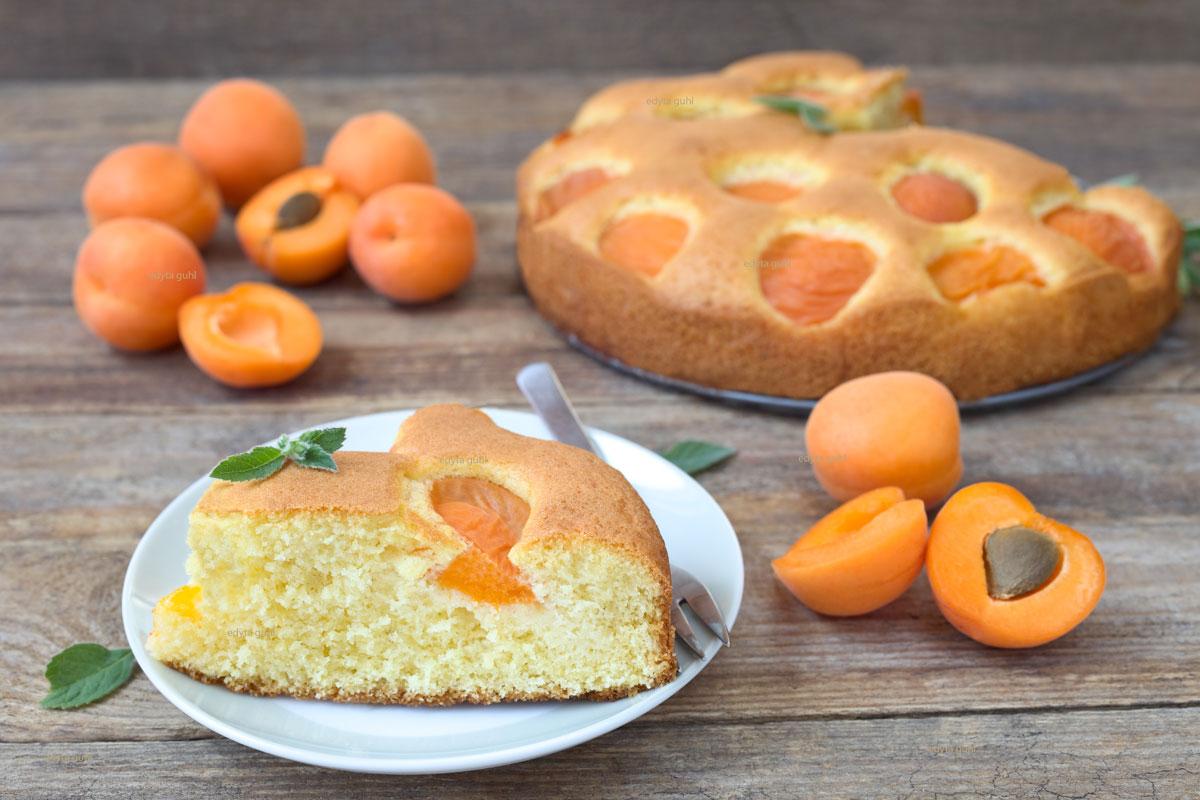 Aprikosen-Kuchen wie bei Oma