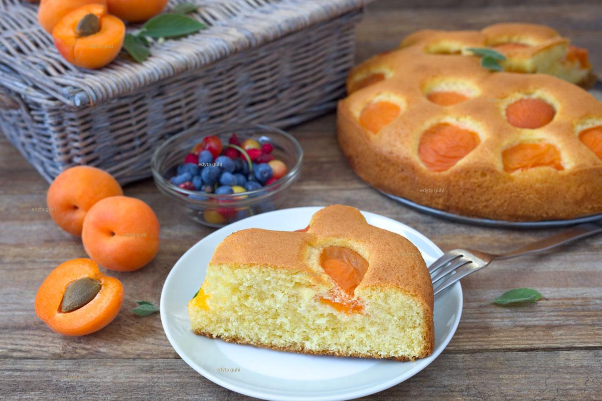 Rezept-für-einen-Aprikosen-Kuchen