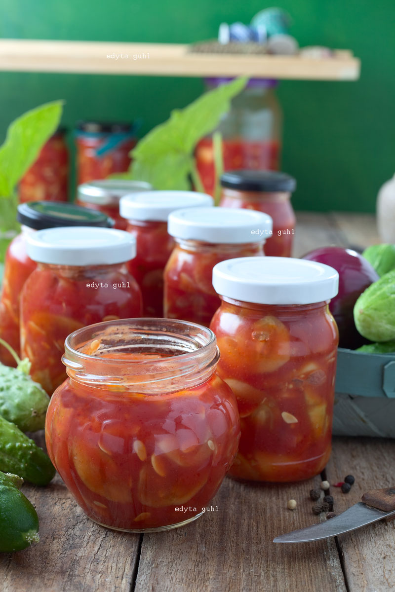 Rezept-für-Ketchup-Gurken