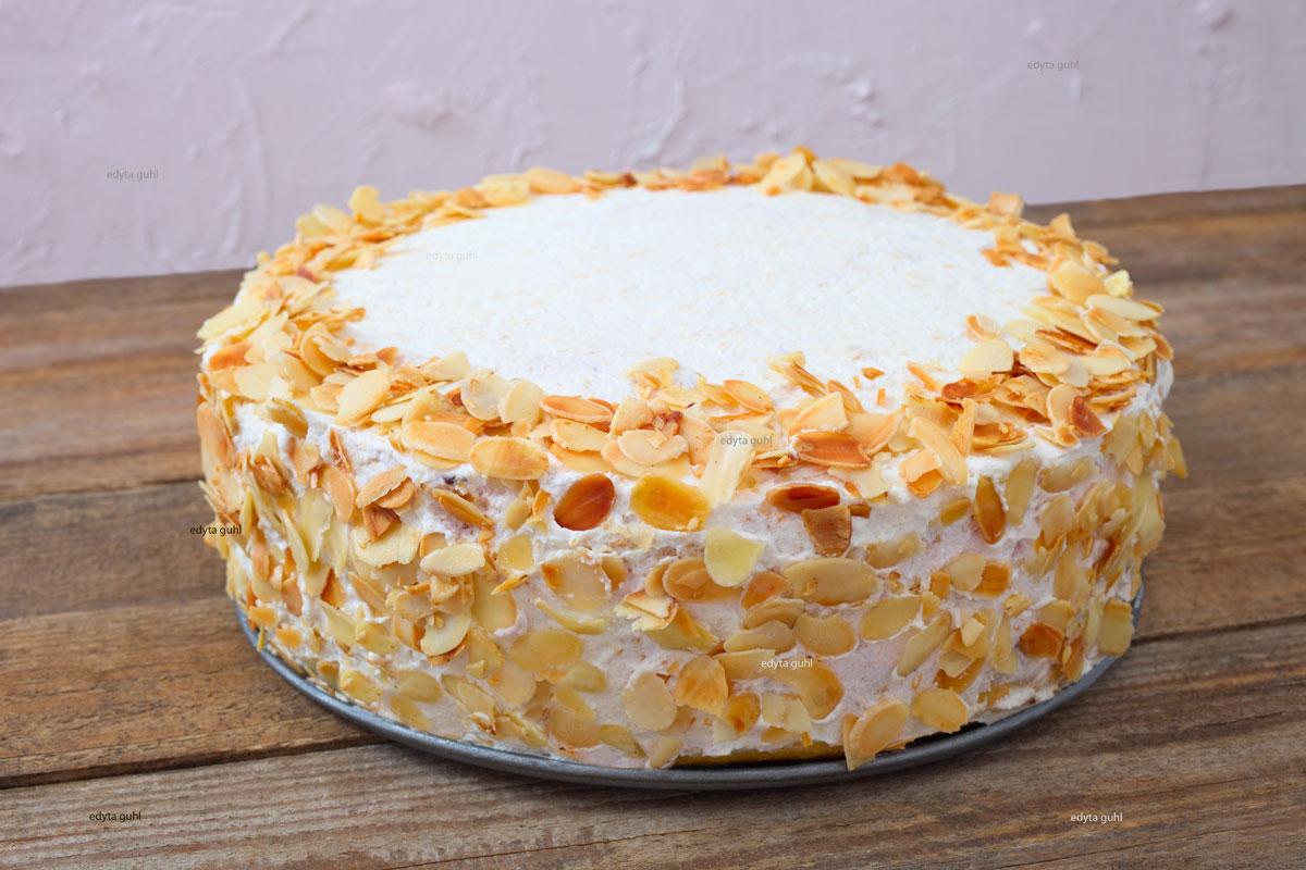 Creme-Torte-backen