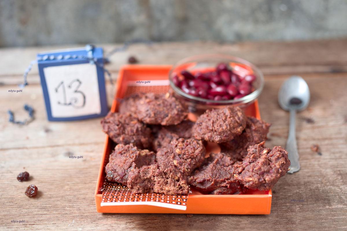 Vegane-Kidneybohnen-Kekse