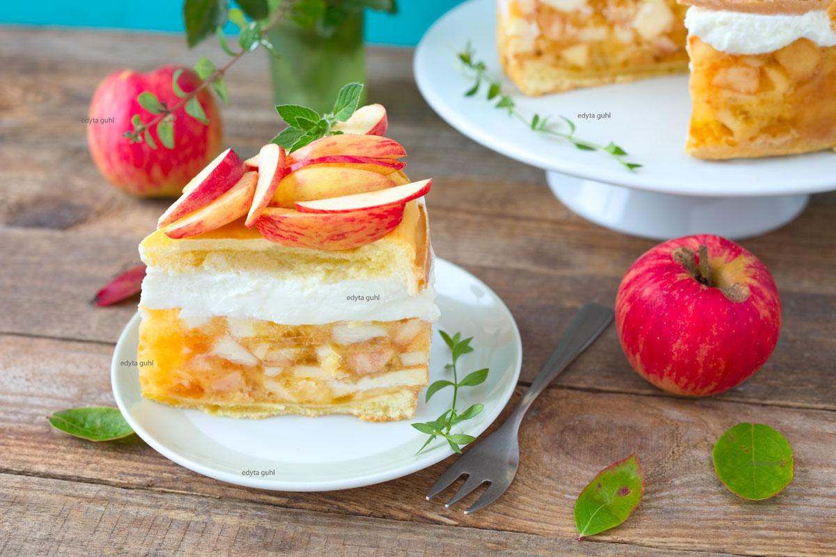 Rezept-für-schwedische-Apfeltorte