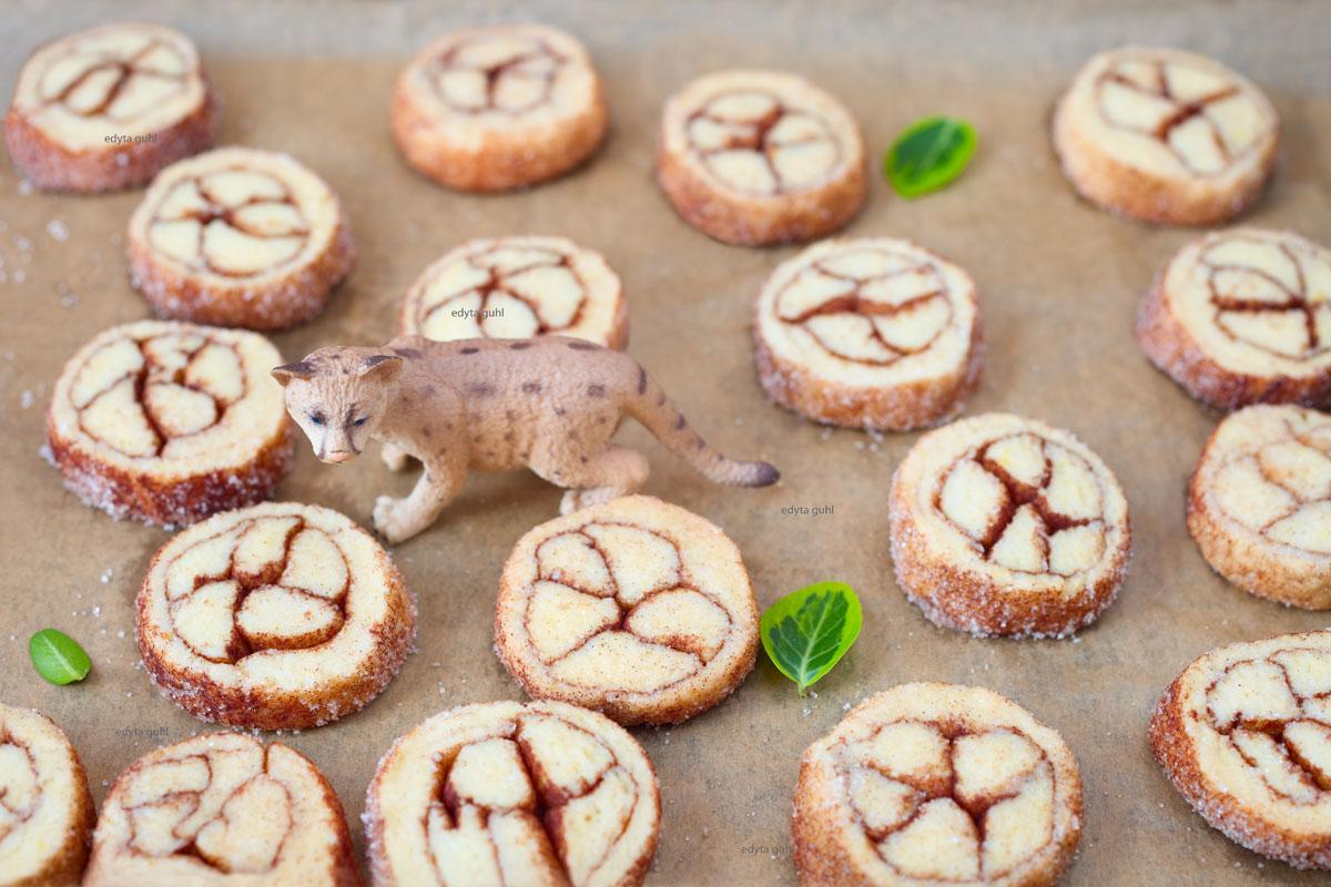 Wunderschöne-Leoparden-Kekse