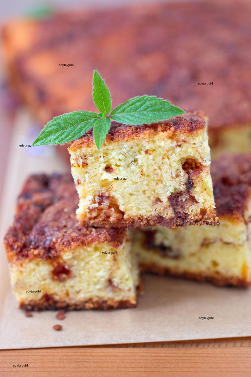 Zimtkuchen-Rezept