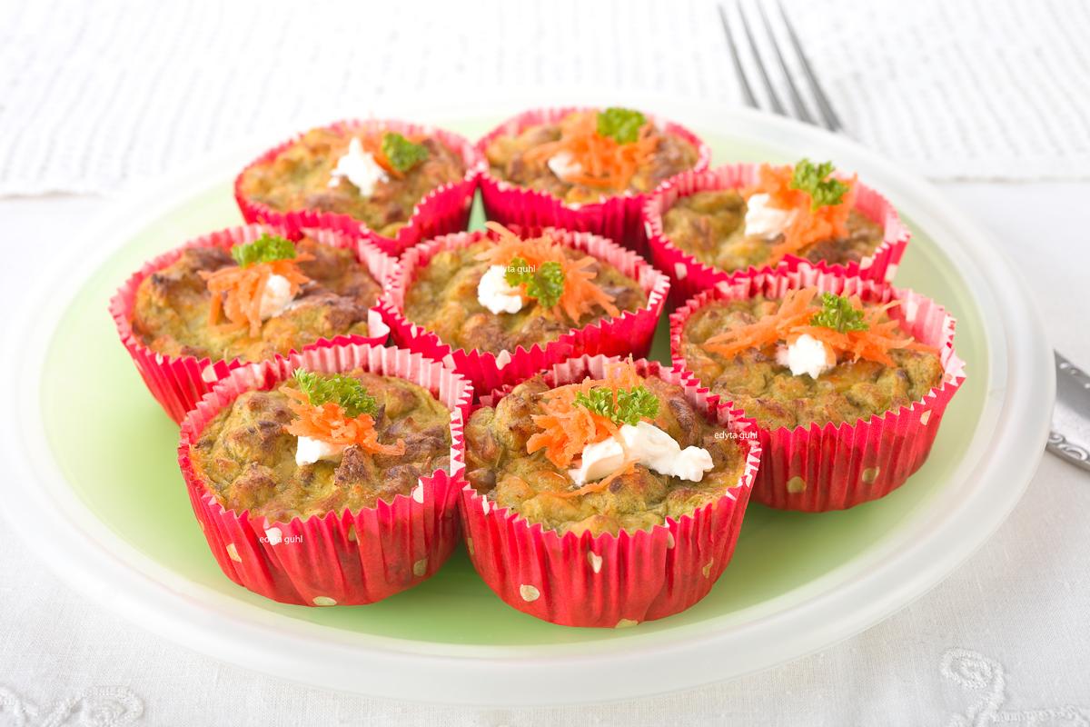 Herzhafte-Muffins