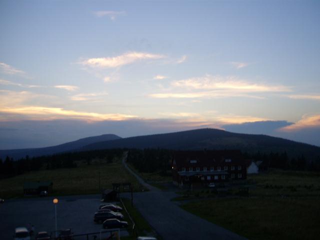 Jugendherberge in Riesengebirge. Edyta Guhl.