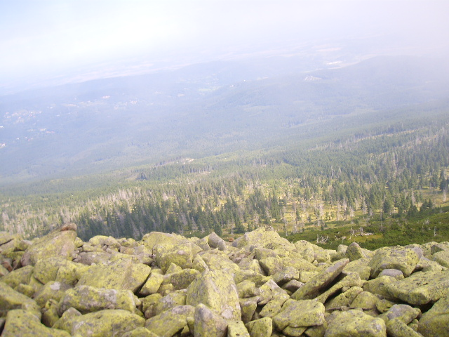Riesengebirge. Edyta Guhl.