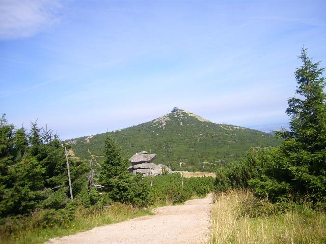 Wandern in Riesengebirge. Edyta Guhl.