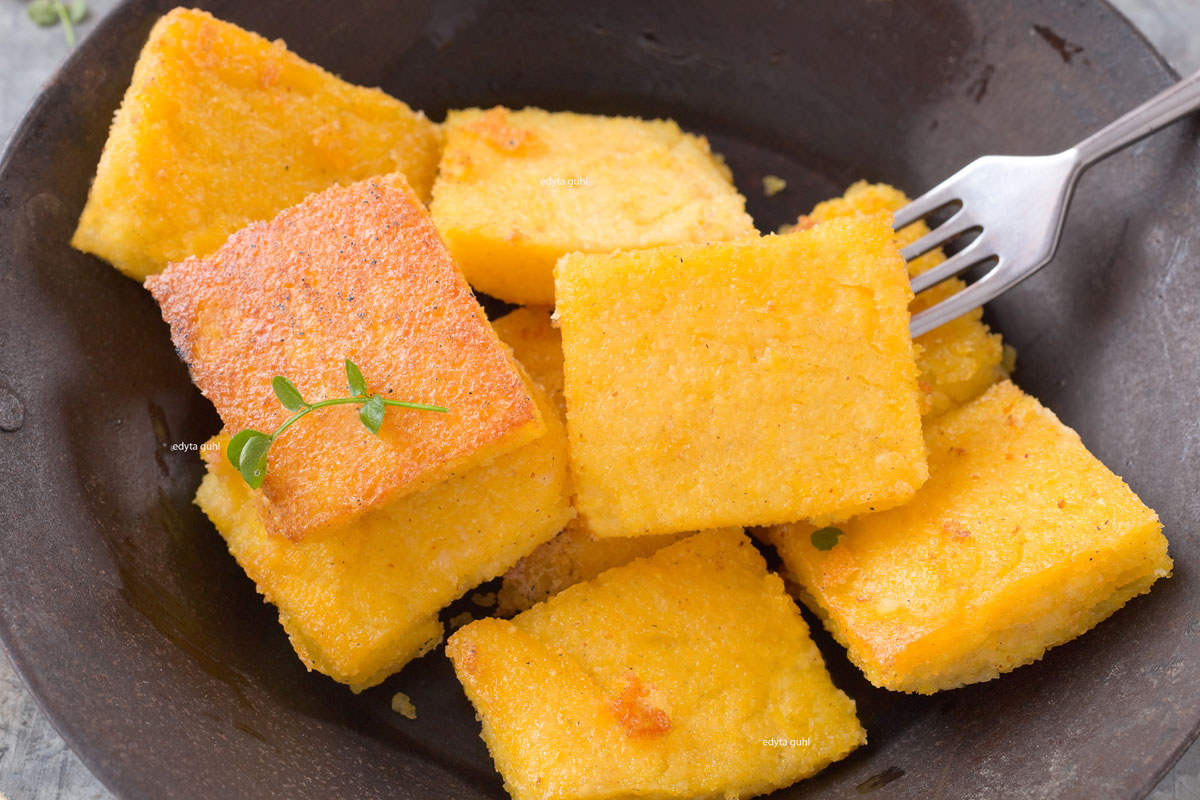 rezept-polenta-rauten