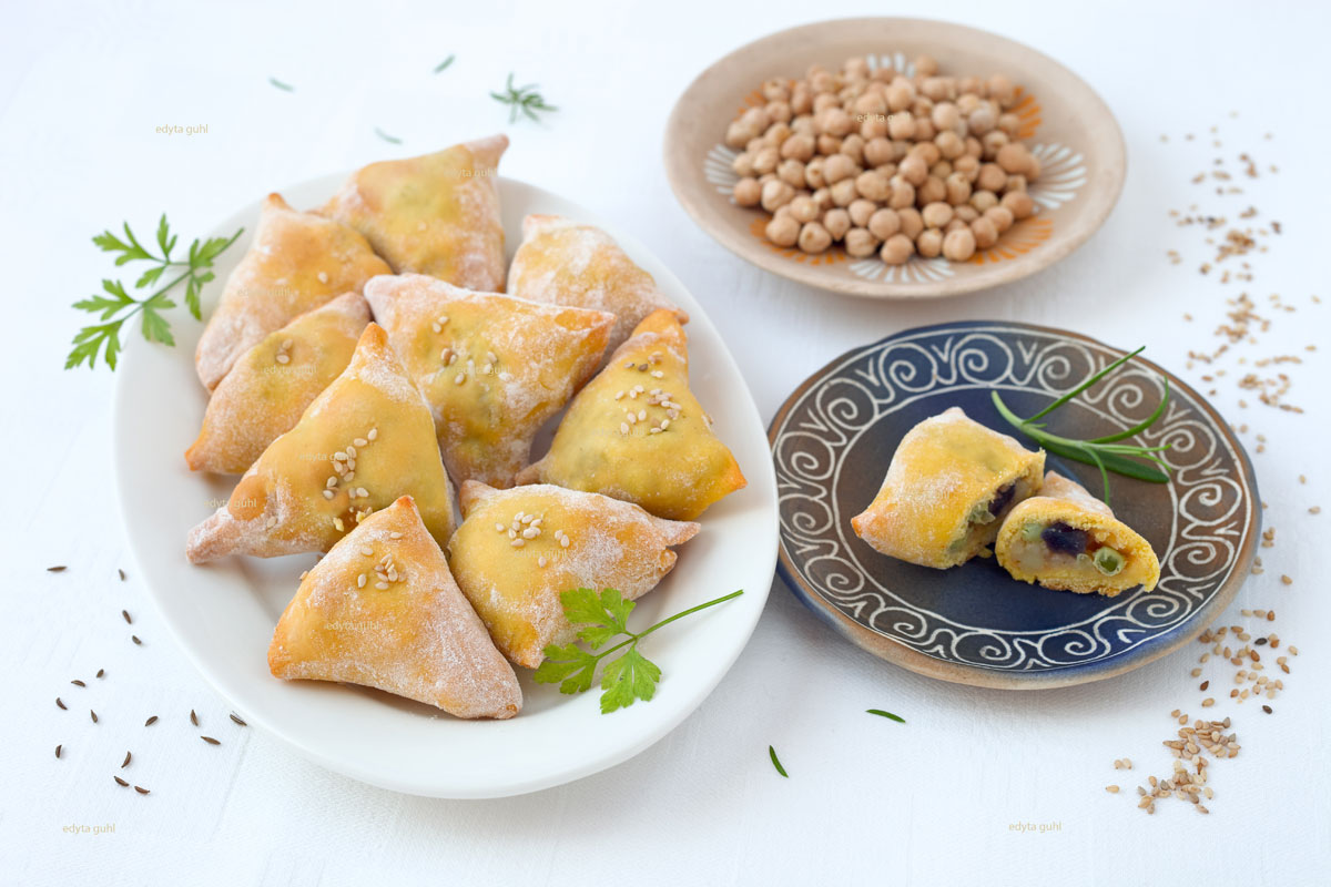 gebackene-samosas