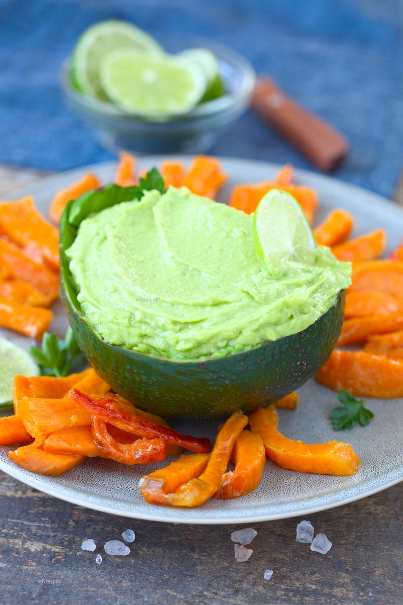 cremiger-avocado-dip