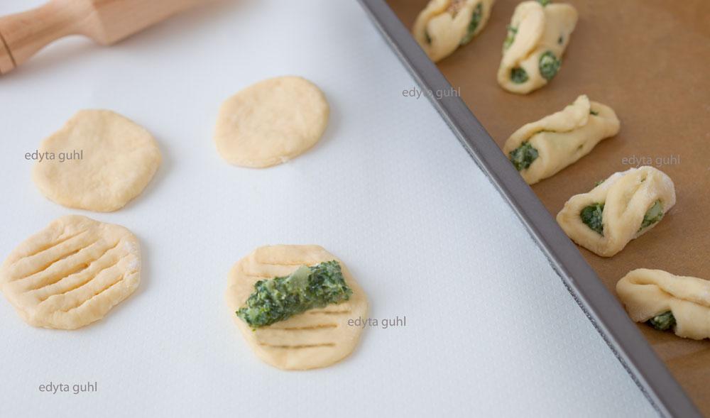 spinat-teigtaschen-rezept